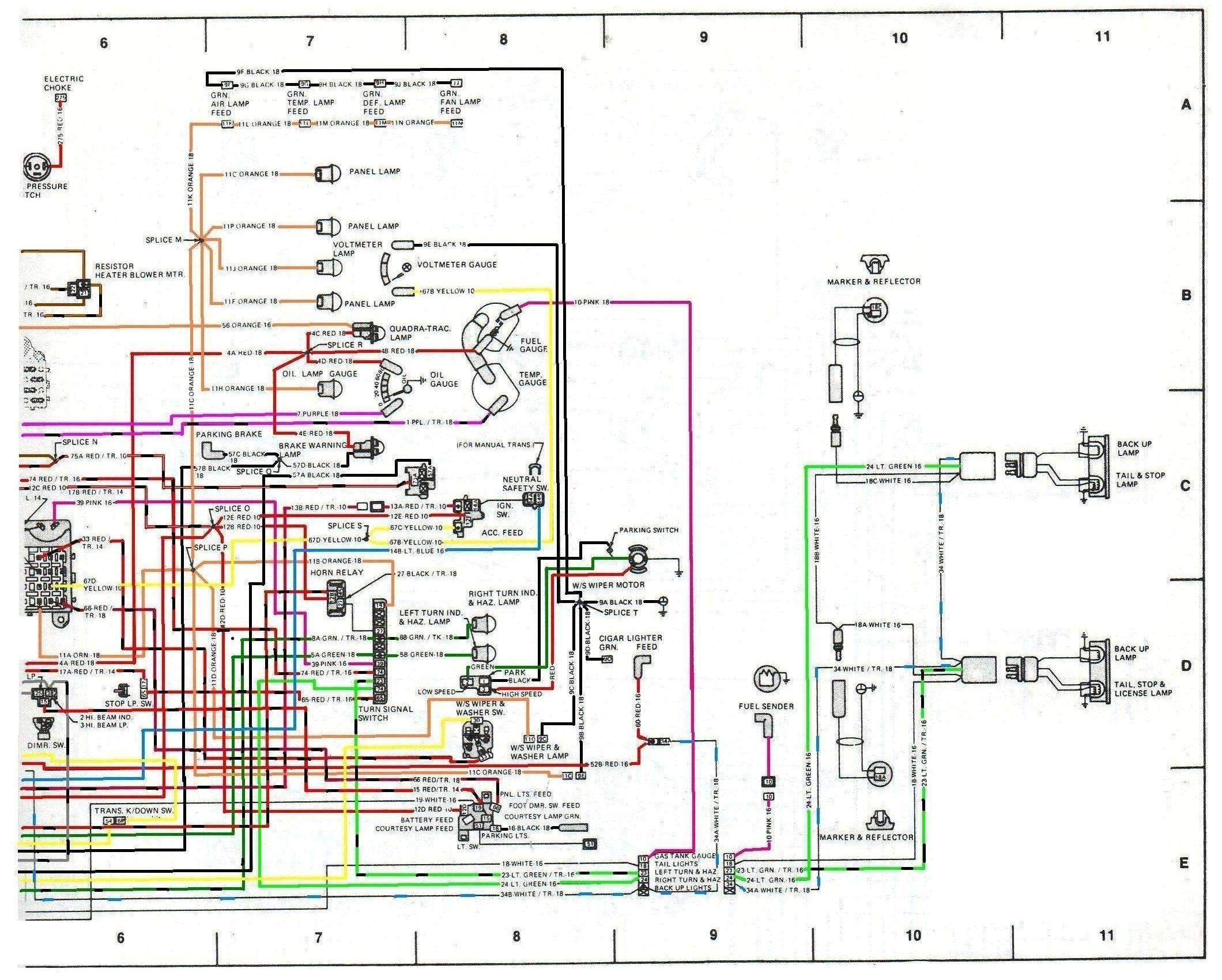 1982 Jeep Cj7 Engine Wiring Wiring Diagram Regional Regional Frankmotors Es