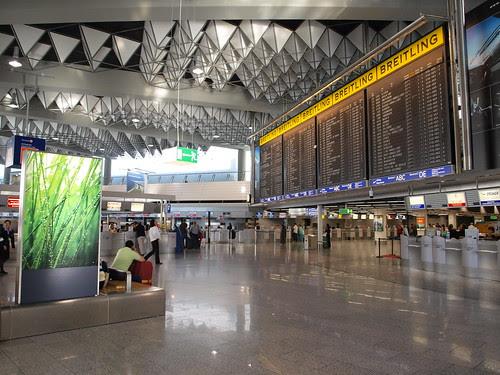 Flughafen Frankfurt Info
