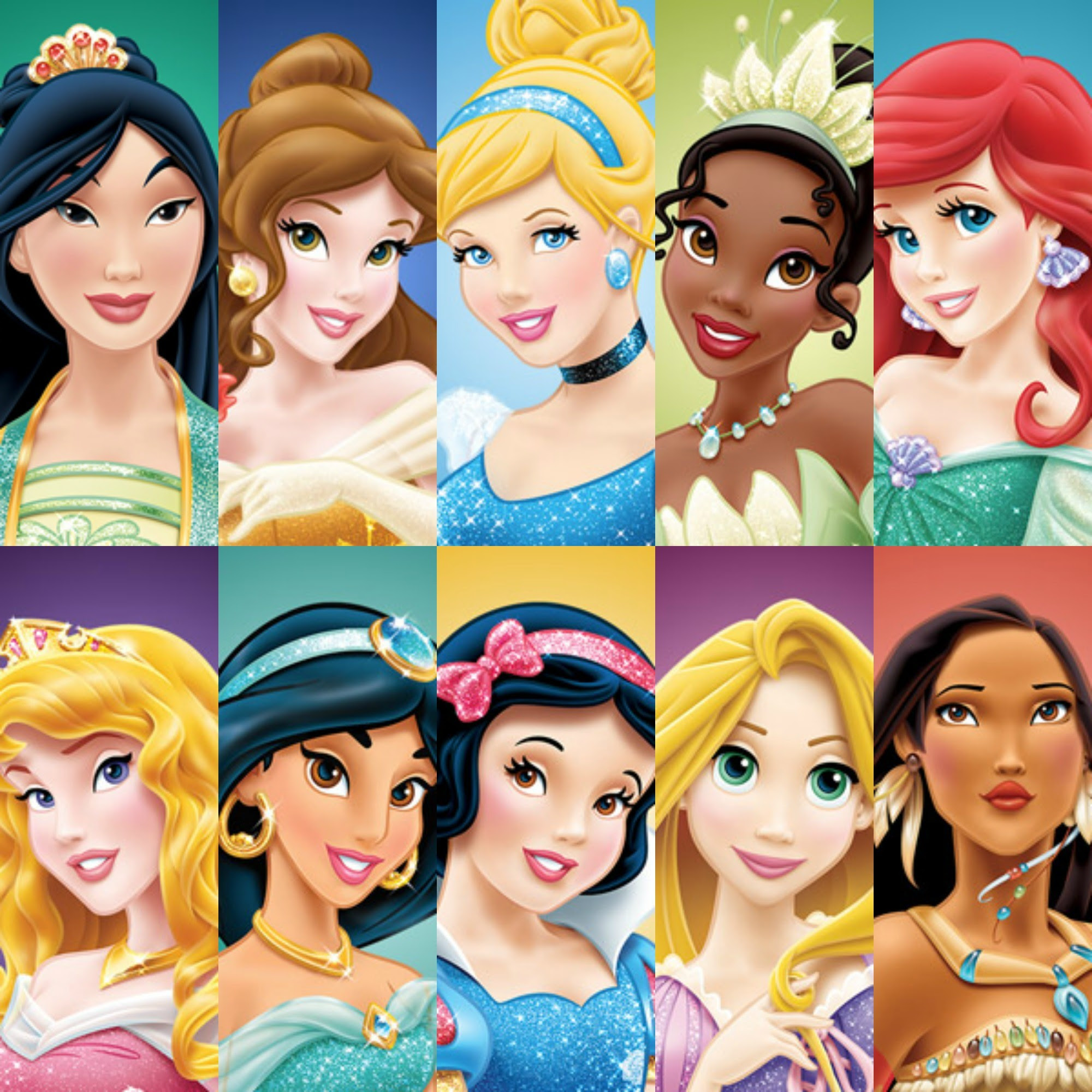 Disney Princesses Wallpaper 55 Images