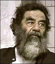 Saddam Hussein - We got him