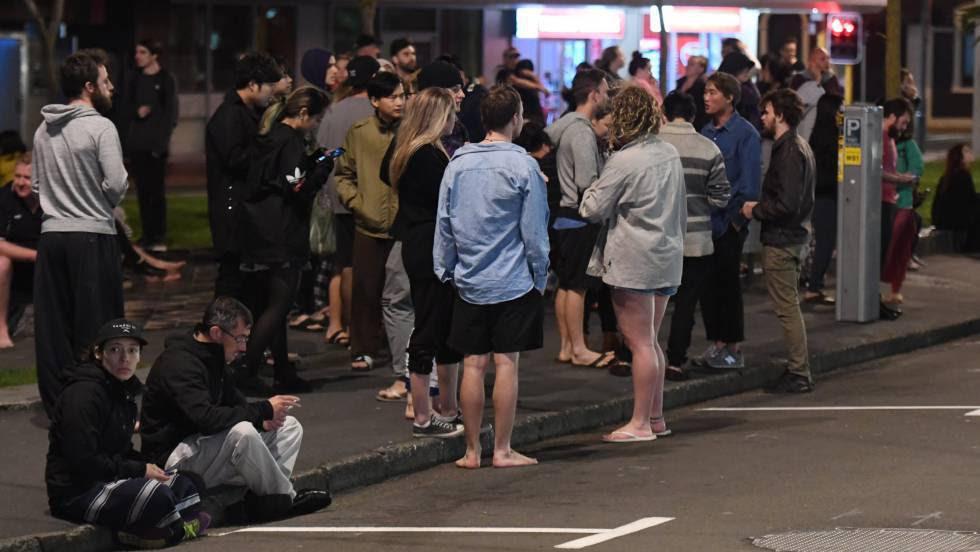 Nueva Zelanda sufre dos fuertes terremotos; anoche hubo un tsunami