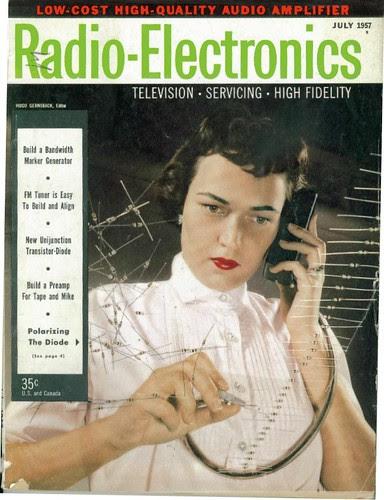 Radio Electronics July 1957
