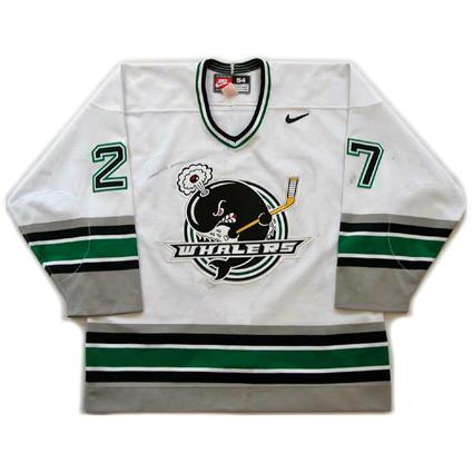 Plymouth Whalers 02-03 jersey