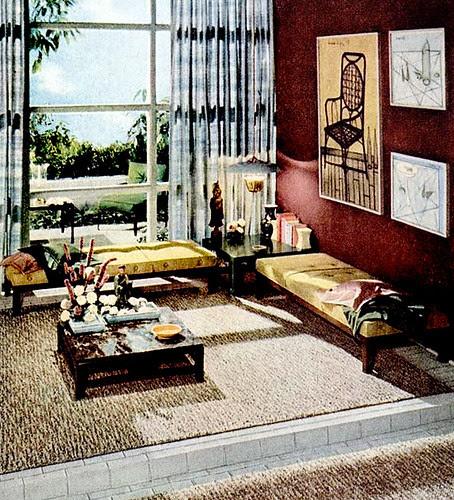 Living Room (1952)
