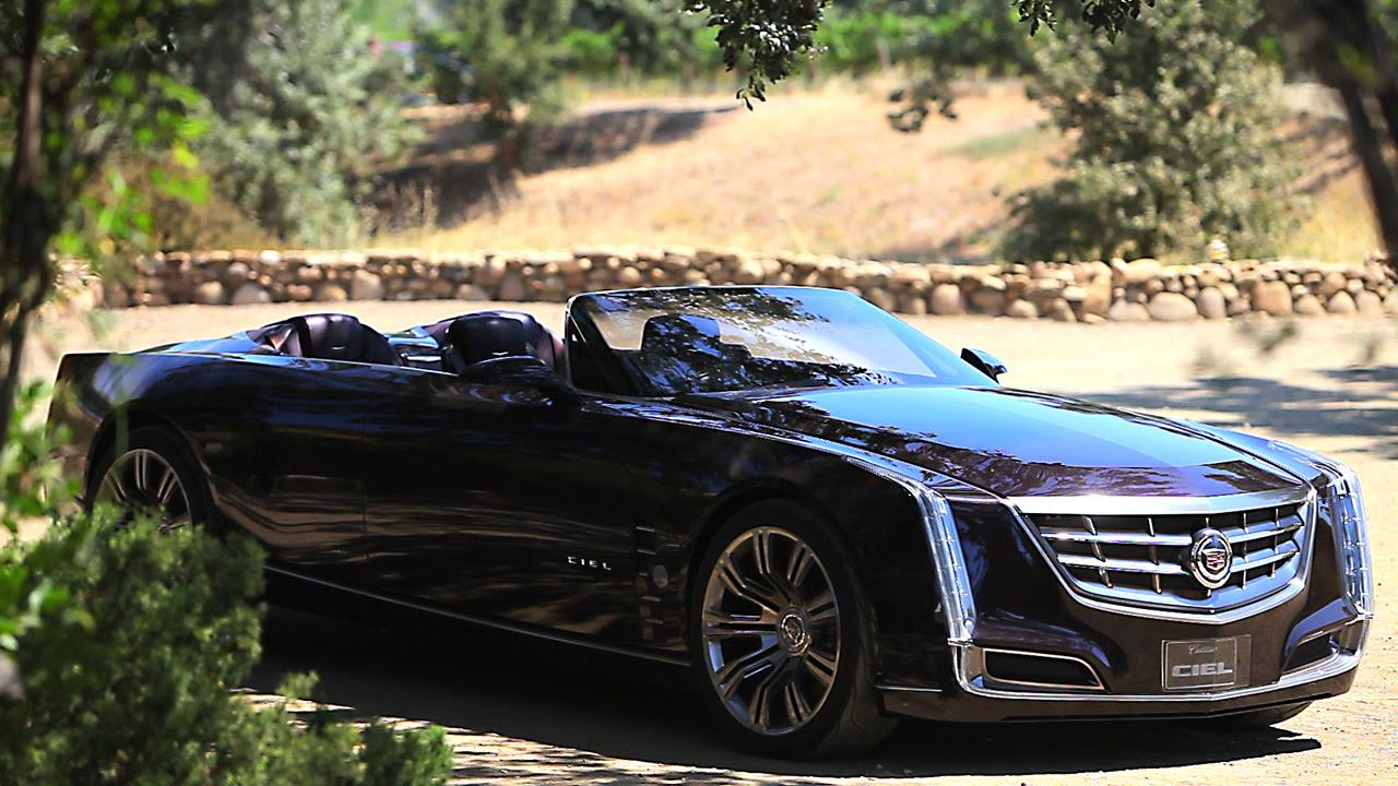 Cadillac Ciel Concept Hardtop 100 hot cars cadillac ciel