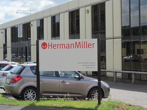 Herman Miller Factory!