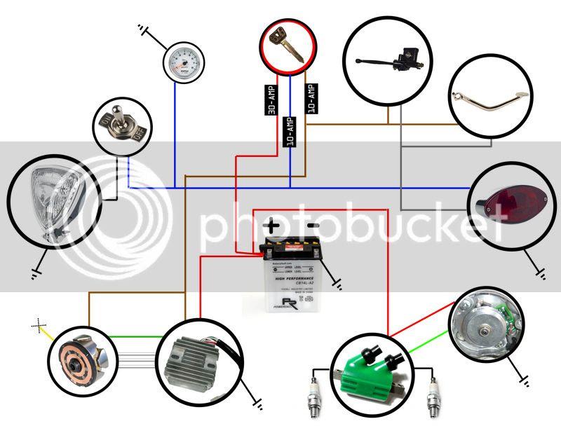 Dolphin Quad Gauge 7600 Wiring Diagram