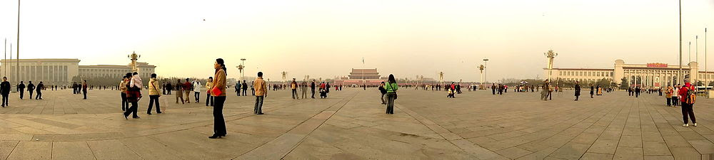 http://upload.wikimedia.org/wikipedia/commons/thumb/c/cf/Tiananmen_Square-180Degree.jpg/1000px-Tiananmen_Square-180Degree.jpg