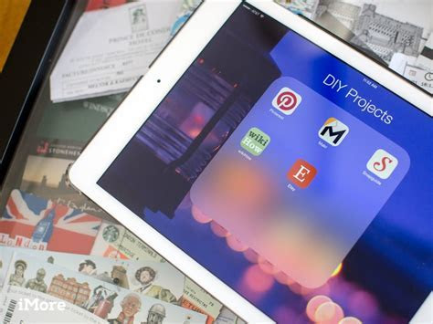 Best DIY and craft apps for iPad: Pinterest, Etsy, Makr