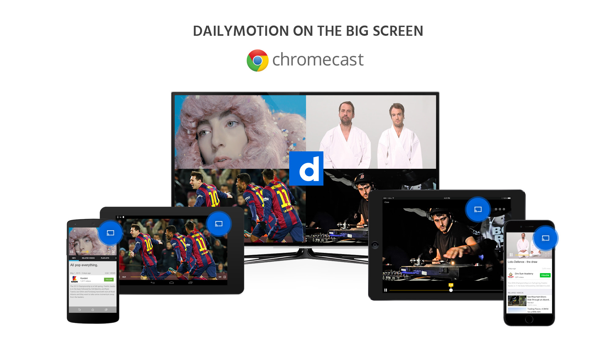 The best Chromecast apps for Google's streaming puck - 2017