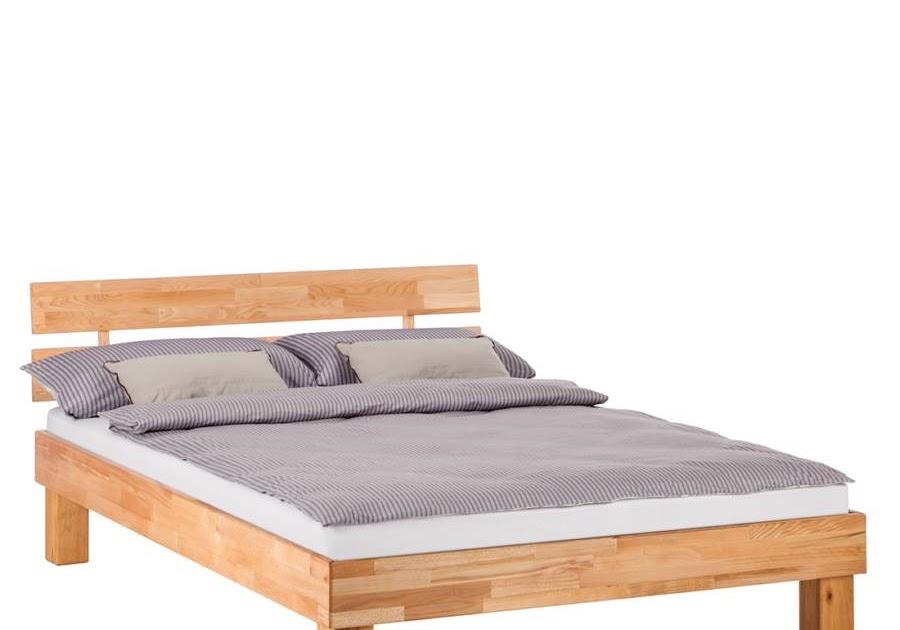 Massivholzbett 160x200 Komforthohe Zuhause