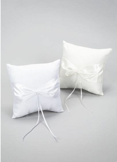 Design your own Ring Pillow   David's Bridal
