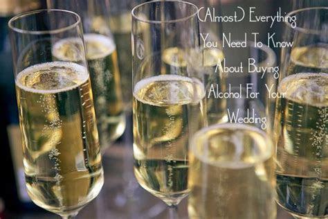 Best 25  Wedding alcohol ideas on Pinterest   Alcohol