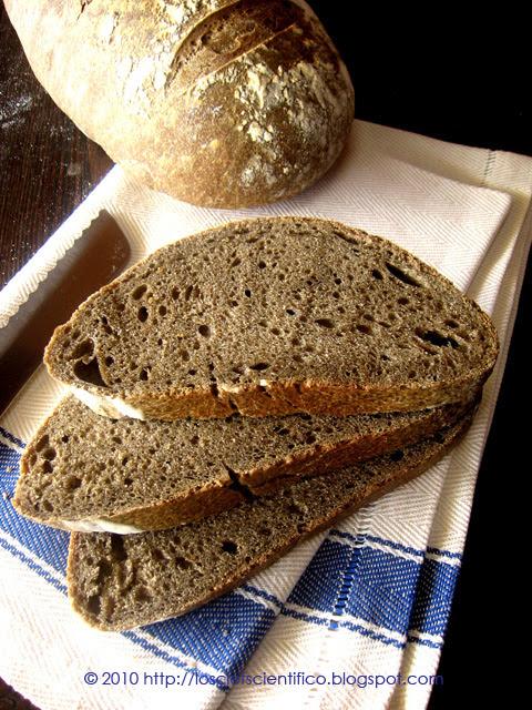 Pane con Farina di Grano Arso
