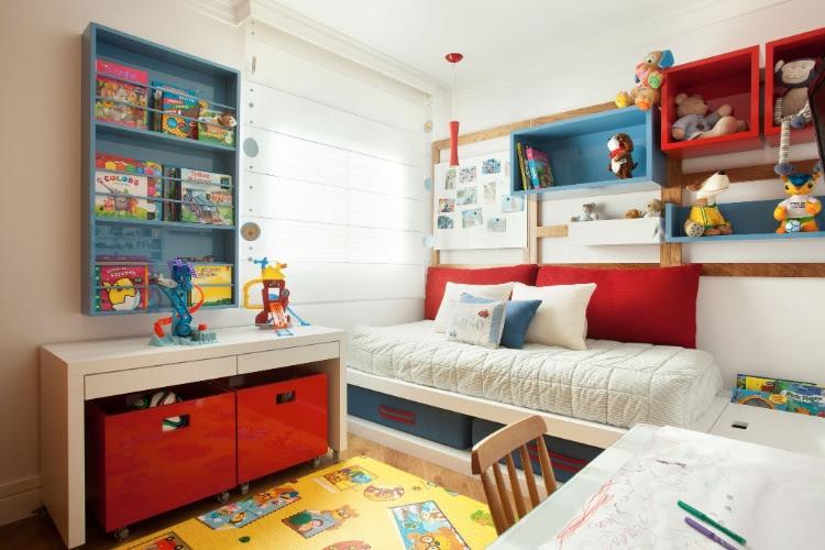 Dicas para decorar o quarto de criança