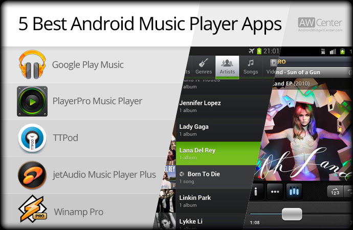 Image result for 5 Best Android Music Player Apps