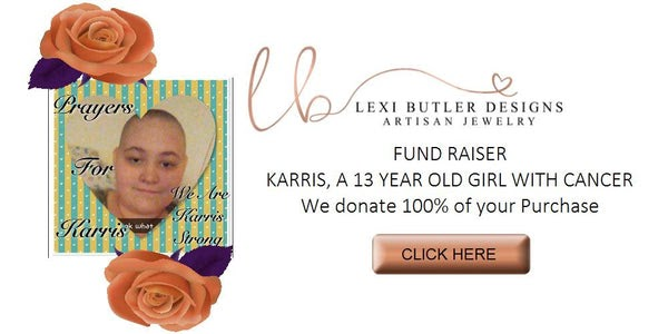 Lexi butler designs affordable artisan made jewelry for Jewelry making kit for 4 year old