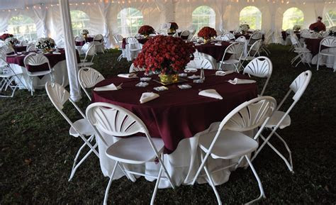 Ebb Tide Tent Party Rentals, Tables, Chairs, Dance Floors