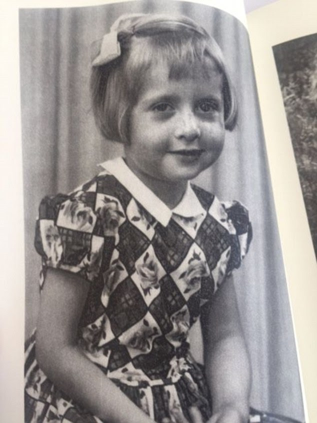 Victim: Marilyn's daughter Janette (pictured) was aged 10 when she was killed in the tragedy