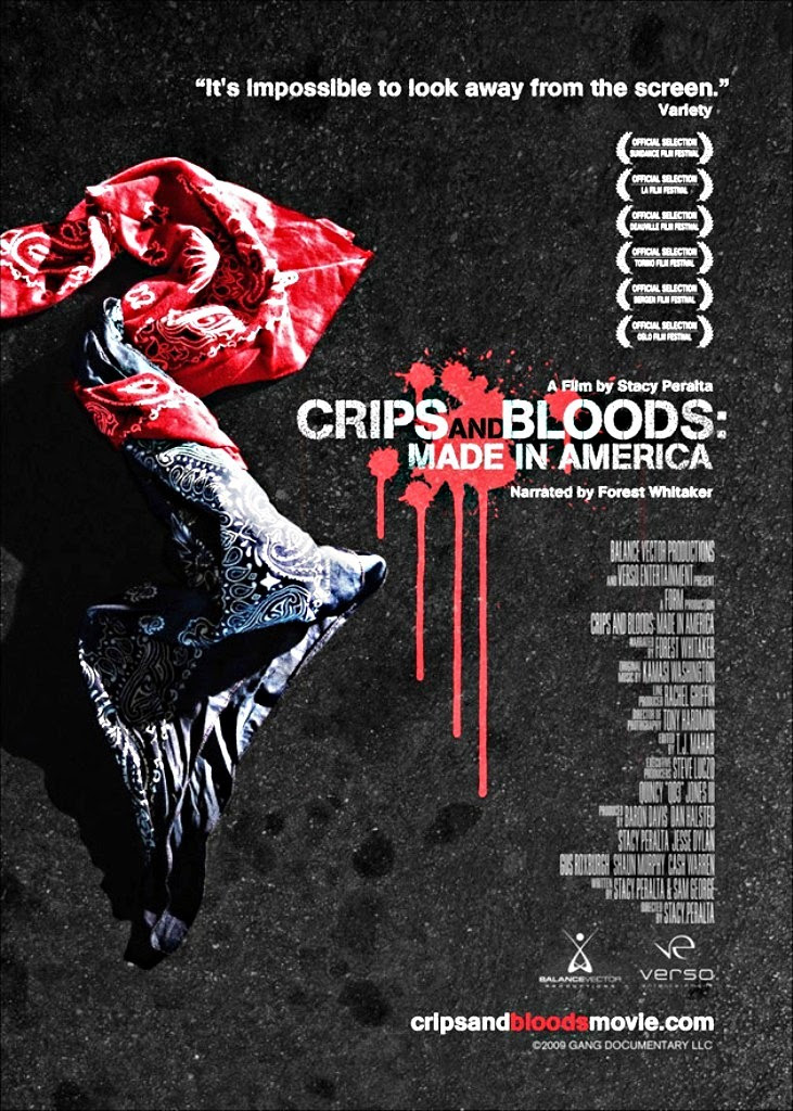 The Crips and The Bloods Made in America B