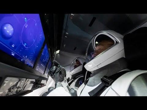 Скоро запуск первого частного пилотируемого космического корабля