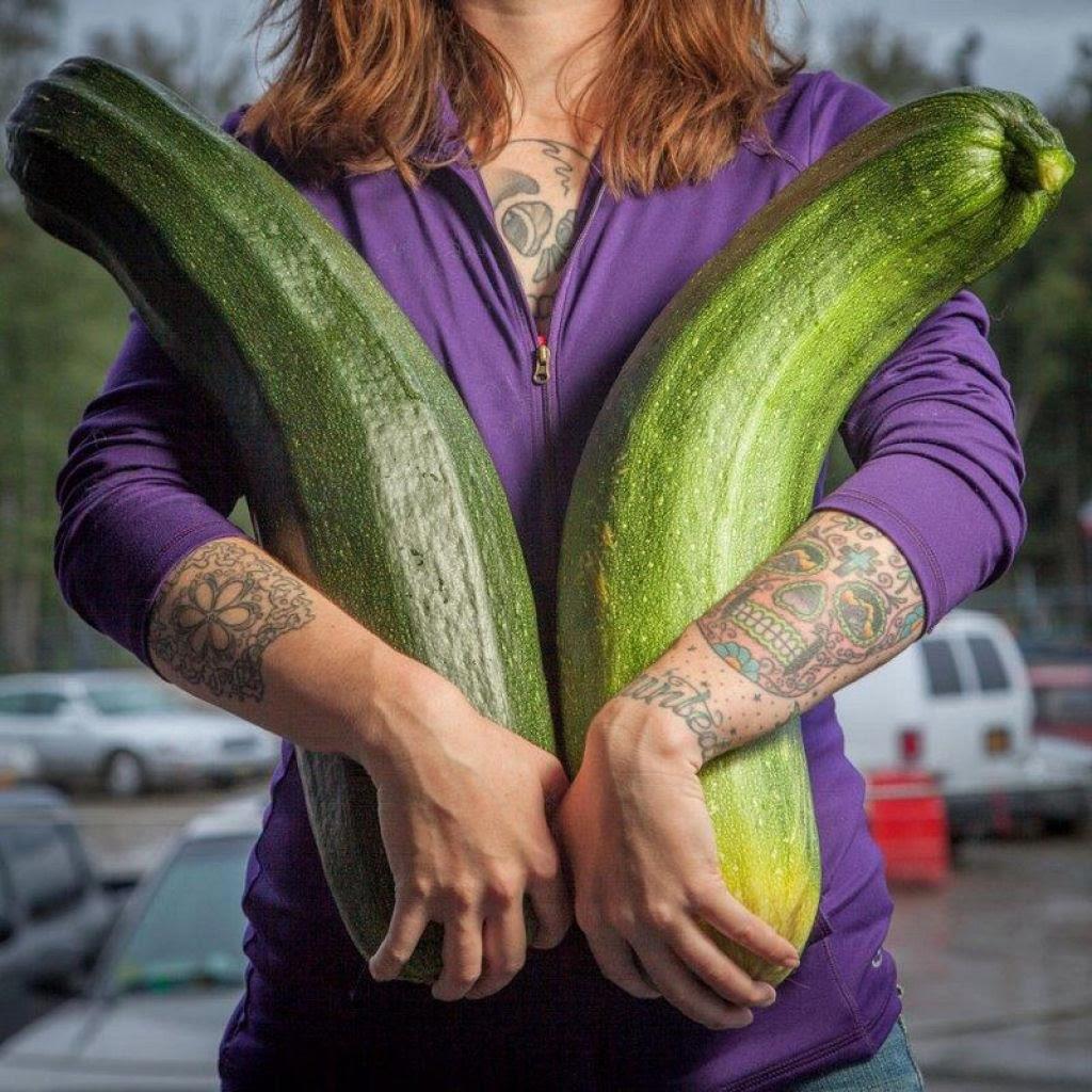 Você sabe por que os vegetais do Alasca são gigantescos? 04