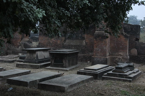 British Residency St Mary  Cemetery Lucknow by firoze shakir photographerno1