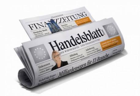 Ηandelsblatt προς Παπανδρέου: «Αντιμετωπίστε την αλήθεια πριν σας χτυπήσει την πόρτα»