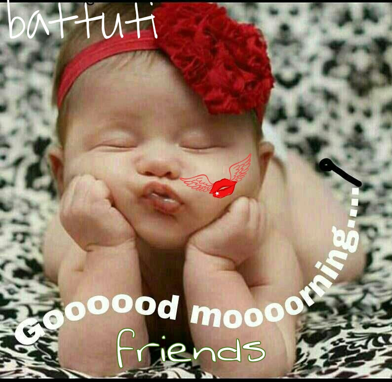 Good Morning To All My Friends Most Especially To You