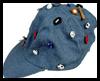 Kids Button Hat