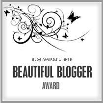 Beautiful Bloggers Award