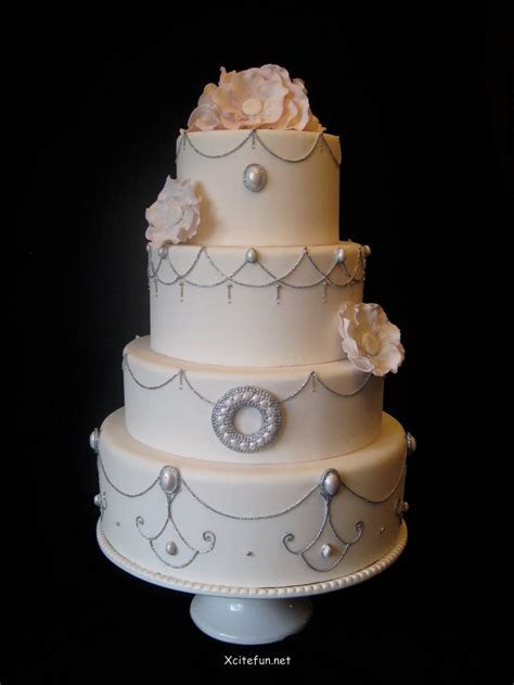Wedding Cakes   Decorating Ideas   XciteFun.net