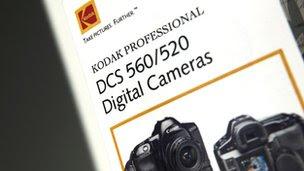 Kodak digital