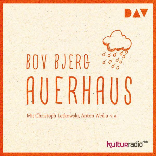 Auerhaus Mp3 Download Von Bov Bjerg Hörbuch Bei Bücherde