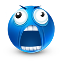 Cry-mouth icon