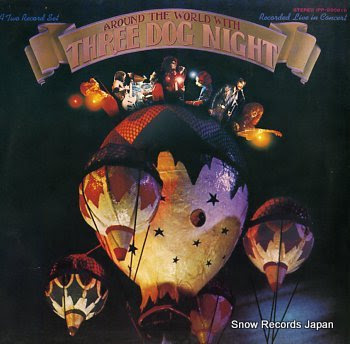 THREE DOG NIGHT around the world