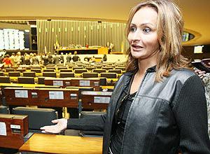 Câmara deve votar hoje cassação de Jaqueline Roriz
