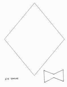 Kite Pattern Coloring Nuttin