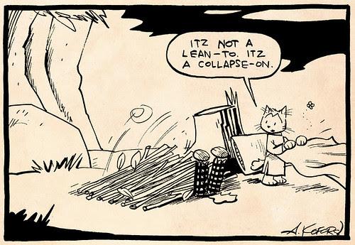 Laugh-Out-Loud Cats #2407 by Ape Lad