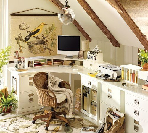 Pottery Barn Office