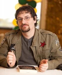 Sean P Author pic