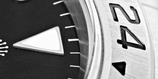 Original-Foto 4, ROLEX EXPLORER OYSTER-LOCK DATE CHRONOMETER ST