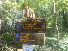 Blackhead Range Hike - 8/14/09