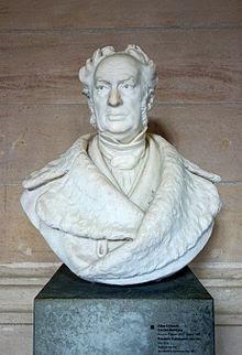 Buste de Frédéric Kuhlmann