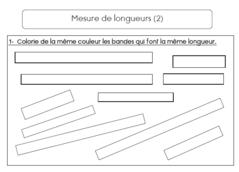 les mesures de longueurs