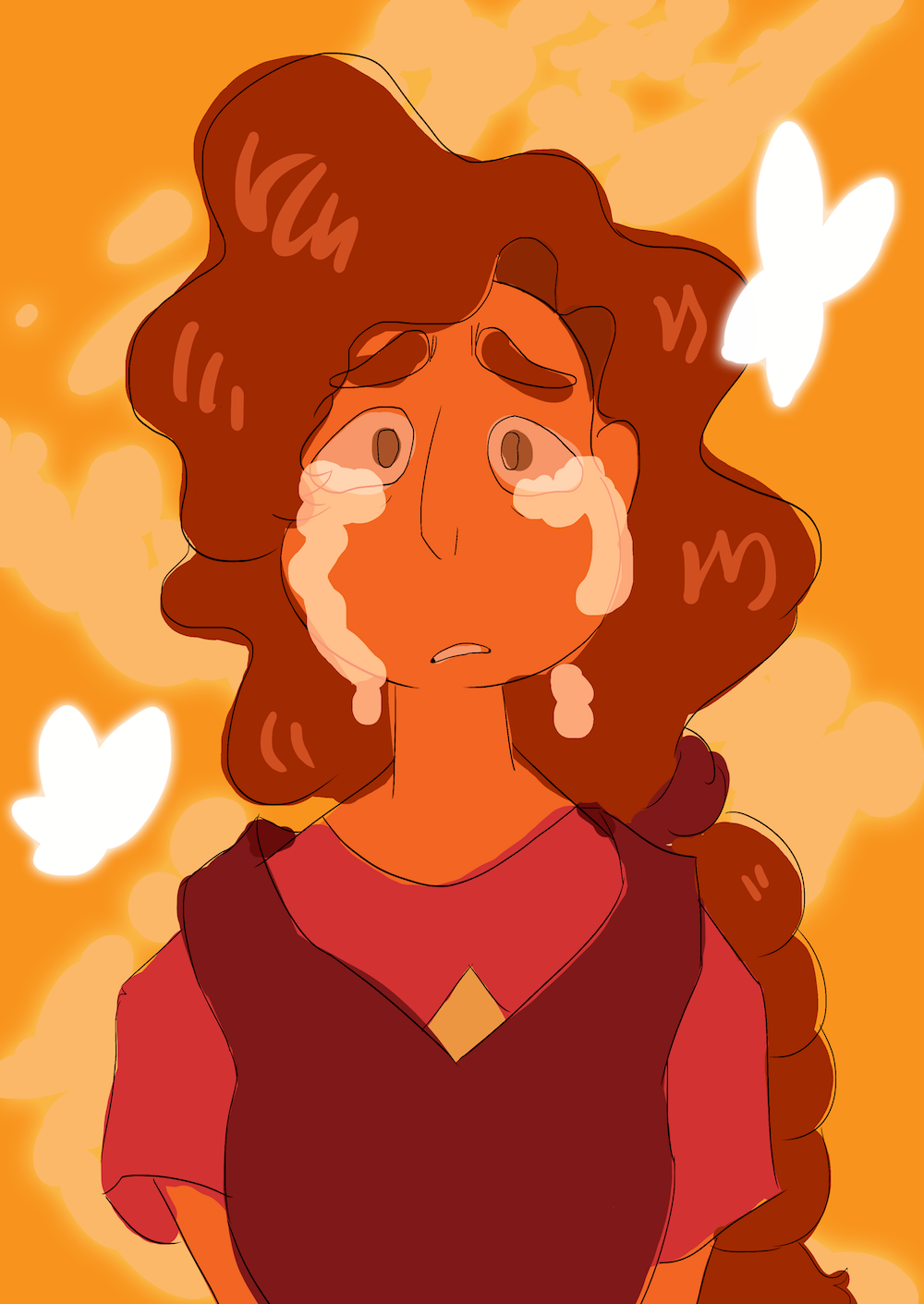 take a moment remind yourself take a moment to find yourself super quick stevonnie doodle