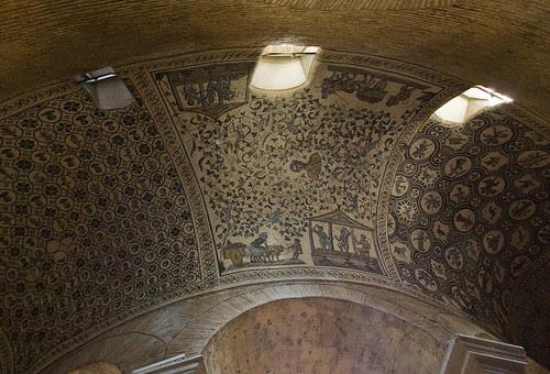 Santa Constanza ceiling II