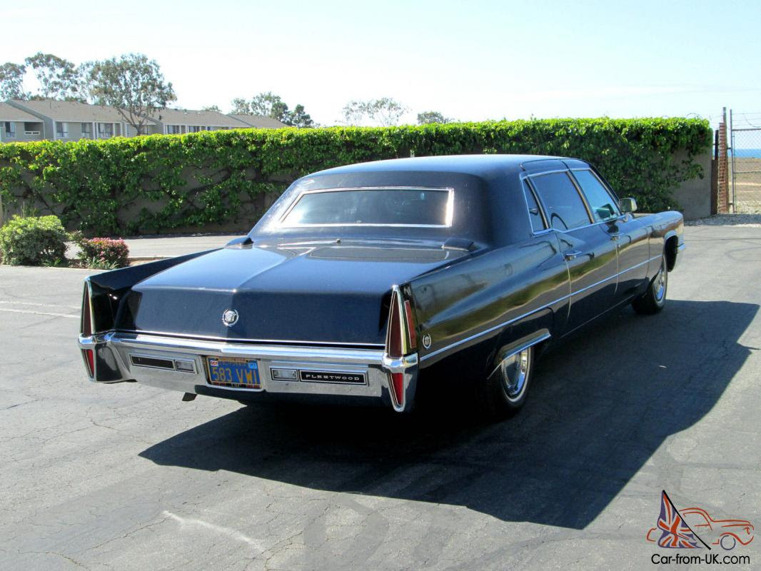 1970 Cadillac Fleetwood series 75 non division limo Family ...