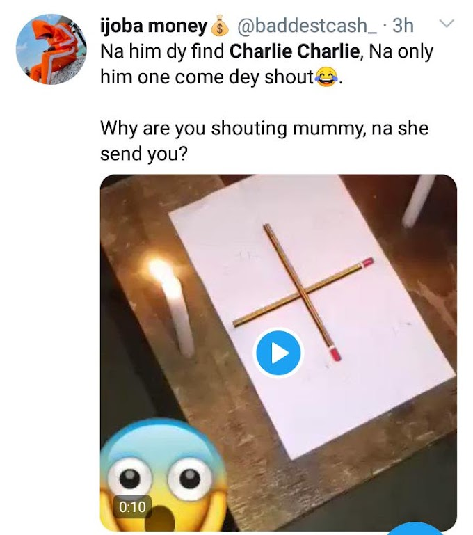 Scary Game Charlie Charlie trends on Twitter, See How to Play the Game