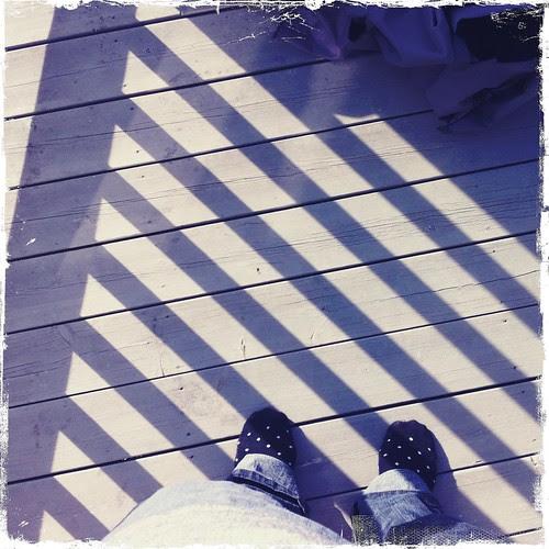 feet and lines :: føtter og linjer